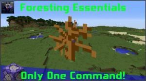 Descargar Foresting Essentials para Minecraft 1.11.2