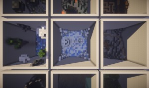 Descargar Find the Button: Evolved para Minecraft 1.9