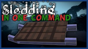 Descargar Sledding para Minecraft 1.11