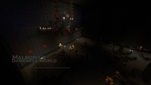 Descargar Malbona's Darkness World para Minecraft 1.9.2