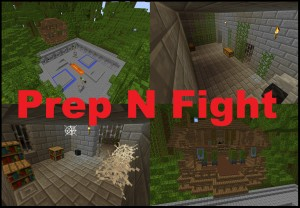 Descargar Prep N Fight para Minecraft 1.9.2