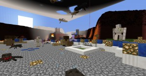 Descargar Tales of Nira 1 - Battle Front para Minecraft 1.8.1