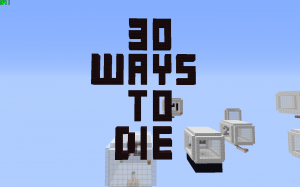 Descargar 30 Ways to Die para Minecraft 1.8