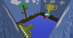 Descargar Parkour Sandbox 2: Kinetic Dash para Minecraft 1.8.1