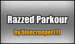 Descargar Razzed Parkour para Minecraft 1.8.1
