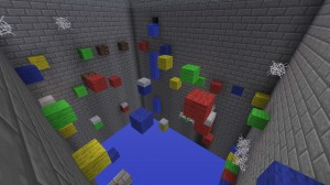 Descargar Multi-Colored Parkour: The Death Penalty para Minecraft 1.4.7