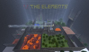 Descargar The Elements para Minecraft 1.3.2