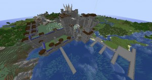 Descargar Aacumenunan Ramparts para Minecraft 1.13