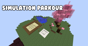 Descargar Simulation Parkour para Minecraft 1.12.2