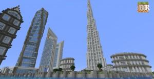 Карты для майнкрафт город дубай недвижимость в салоу дубай недорого