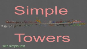 Descargar Simple Towers para Minecraft 1.14.3