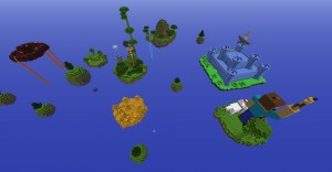 Descargar Islands of Phoris para Minecraft 1.8.9