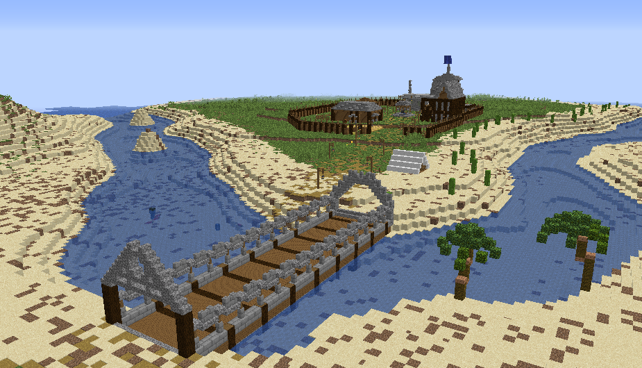 Descargar The Kingdom Survival para Minecraft 1.14.4