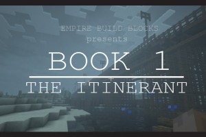 Descargar Book 1: The Itinerant para Minecraft 1.14.4