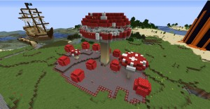 Descargar Wild Riders Island para Minecraft 1.14.4