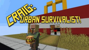 Descargar Craig: Urban Survivalist! para Minecraft 1.14.4