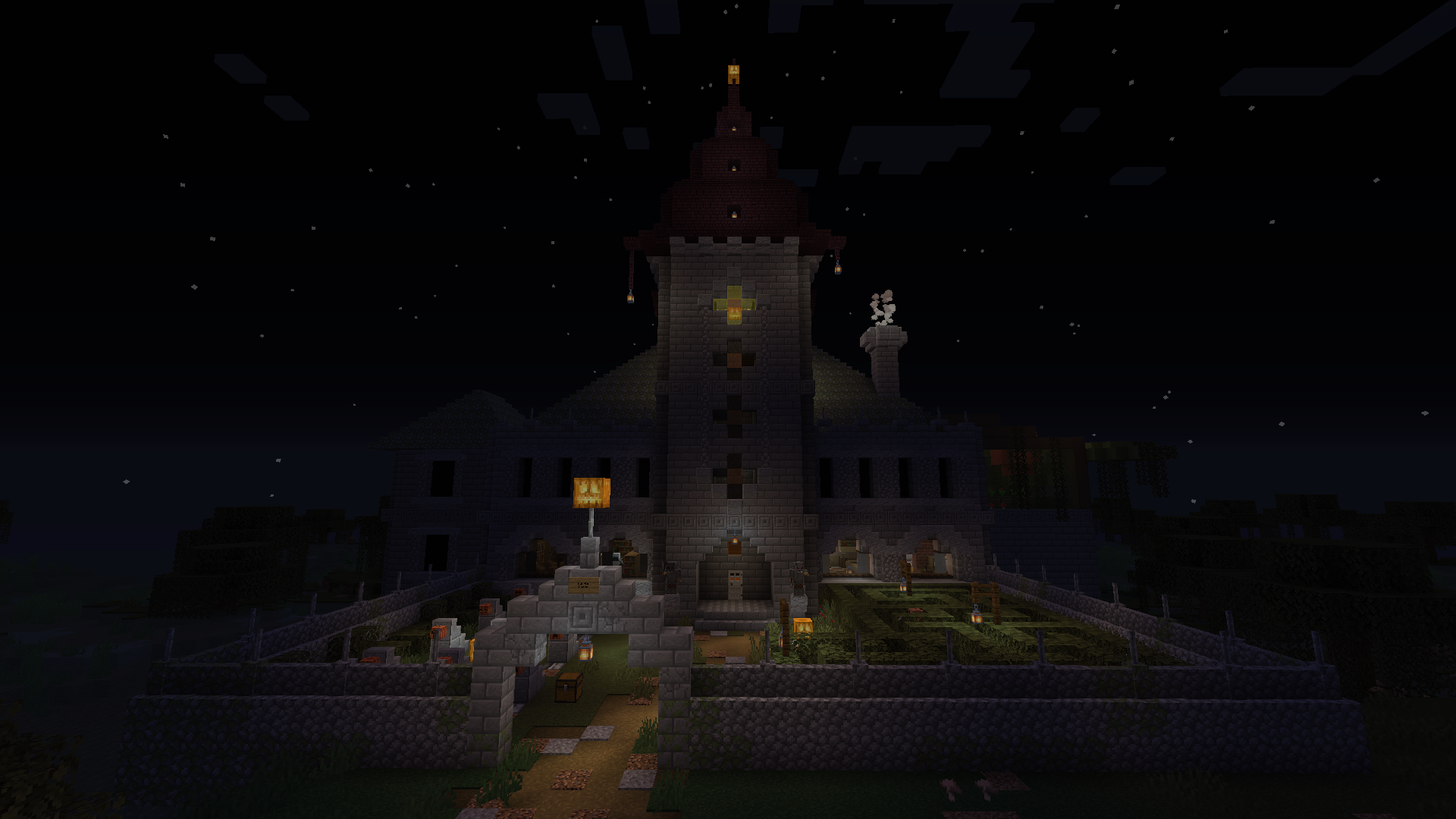 Descargar Pumpkin Manor para Minecraft 1.14.4
