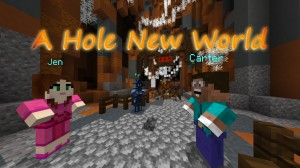 Descargar A Hole New World para Minecraft 1.14.4