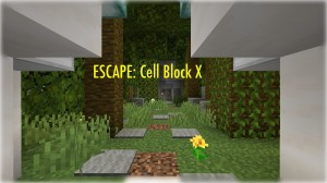 Descargar ESCAPE: Cell Block X para Minecraft 1.14.4