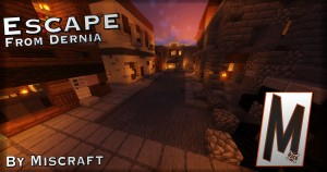 Descargar Escape from Dernia para Minecraft 1.15
