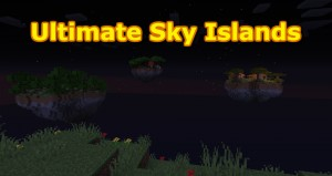 Descargar Ultimate Sky Islands para Minecraft 1.15.2