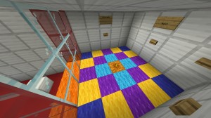 Descargar 300 Blocks of Parkour para Minecraft 1.14.3