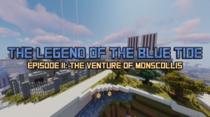 Descargar The Legend of the Blue Tide: Episode 2 para Minecraft 1.16.2