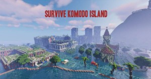 Descargar Survive Komodo Island para Minecraft 1.15.2
