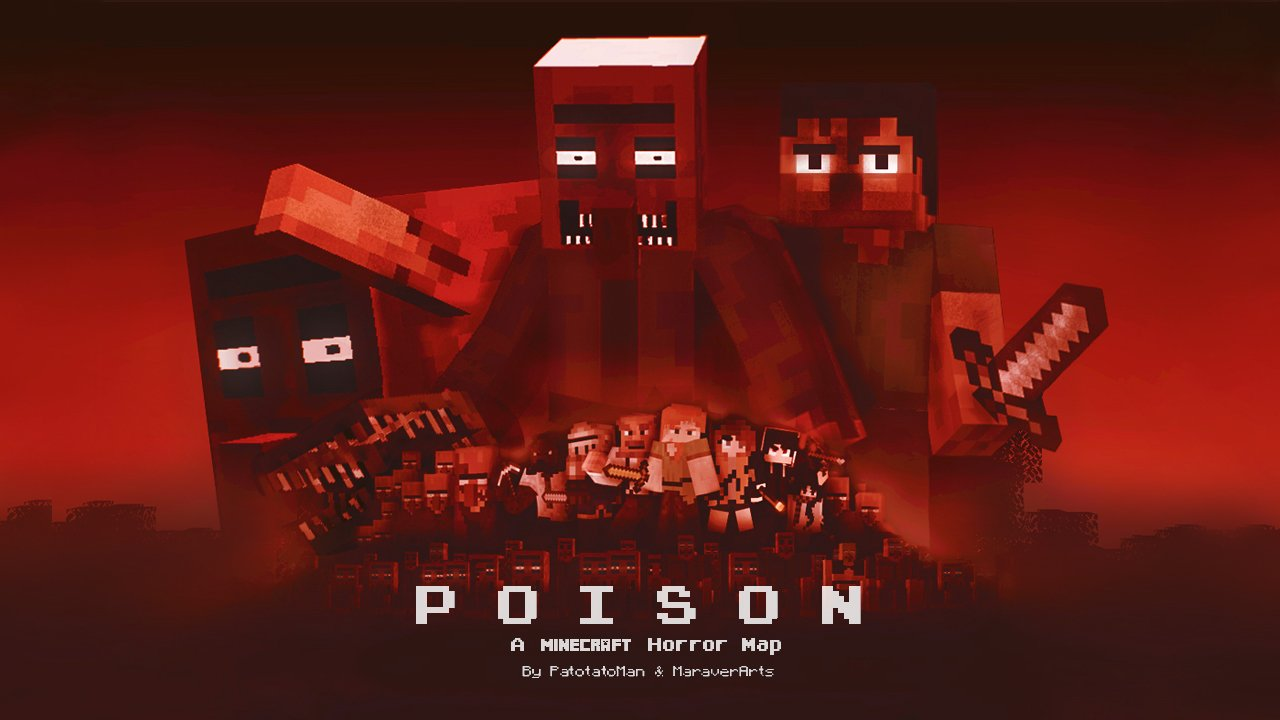 Descargar POISON para Minecraft 1.16.5