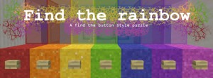 Descargar Find the Rainbow para Minecraft 1.16.5