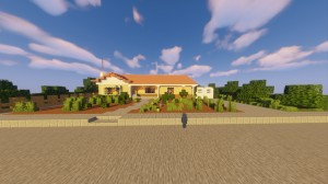 Descargar Malcolm in the Middle House para Minecraft 1.16.5