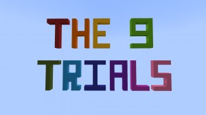 Descargar THE 9 TRIALS para Minecraft 1.16.5