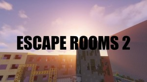 Descargar Escape Rooms 2 para Minecraft 1.16.5