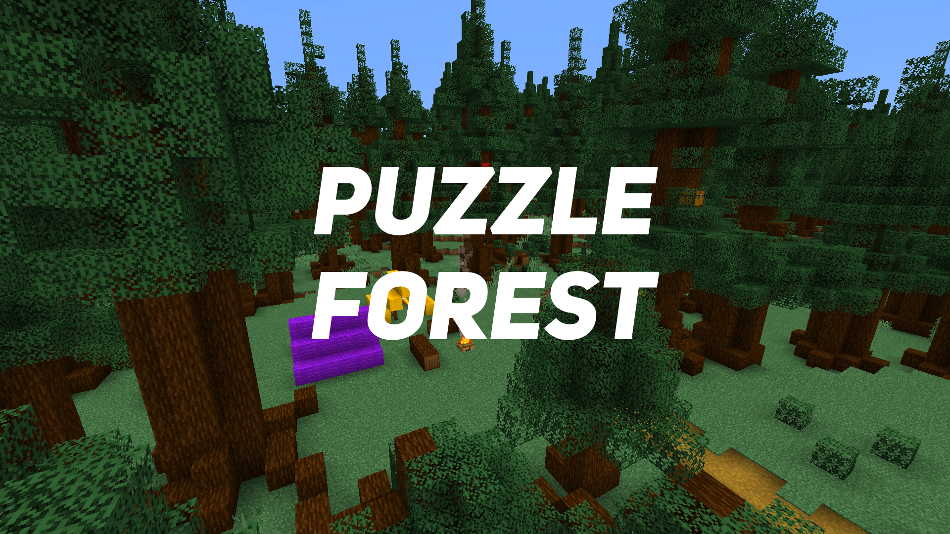 Descargar Puzzle Forest para Minecraft 1.16.5