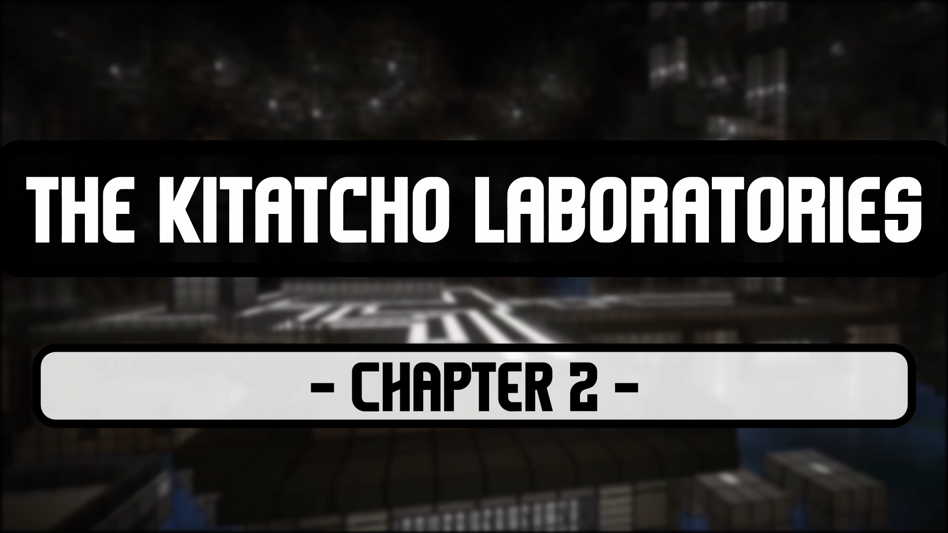 Descargar The Kitatcho Laboratories - Chapter 2 para Minecraft 1.16.5