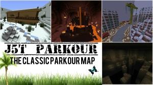 Descargar J5T Parkour para Minecraft 1.10.2