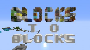 Descargar Blocks to Blocks para Minecraft 1.12.1