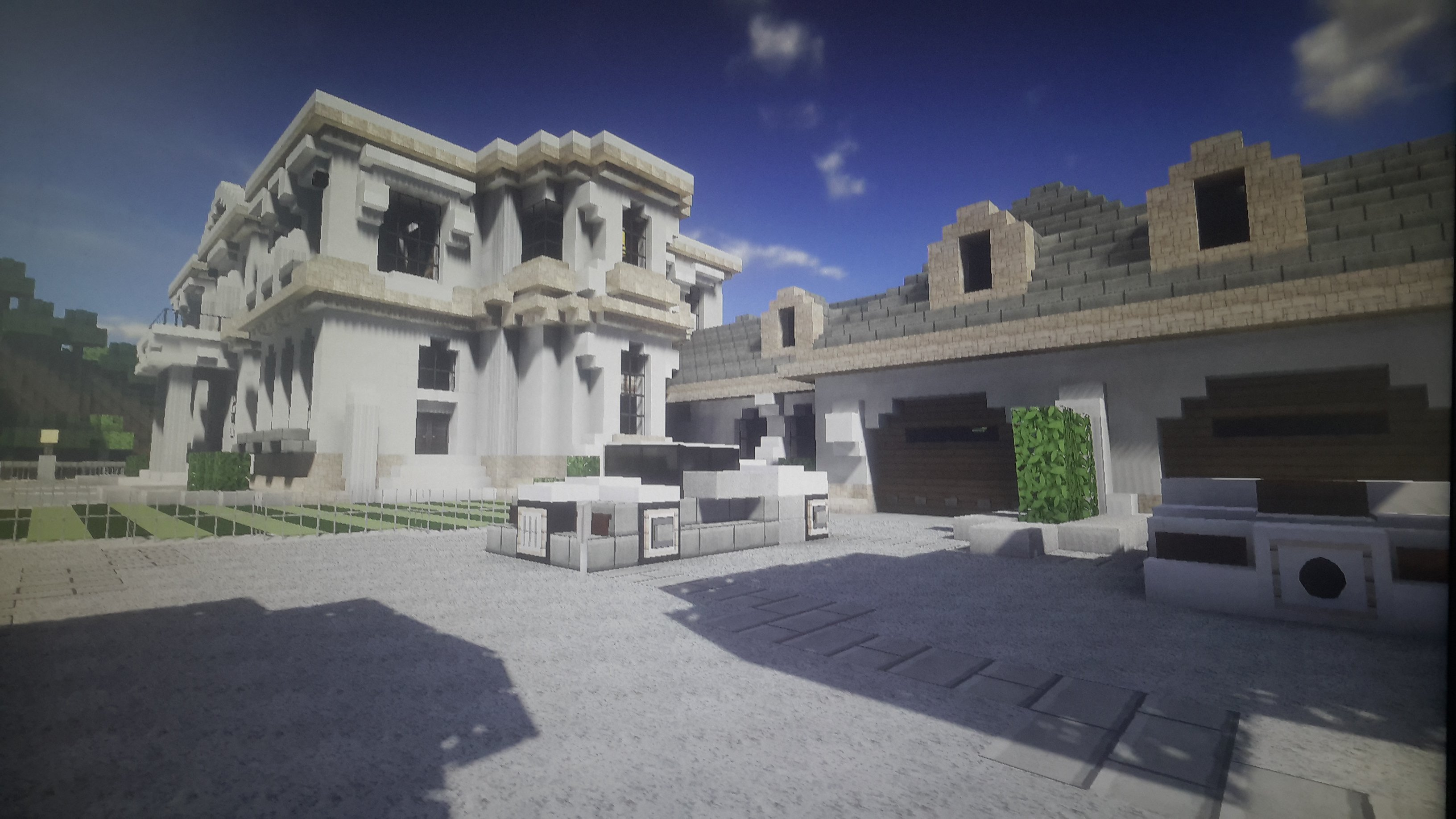 Descargar «Wentworth Mansion» (15 mb) mapa de Minecraft